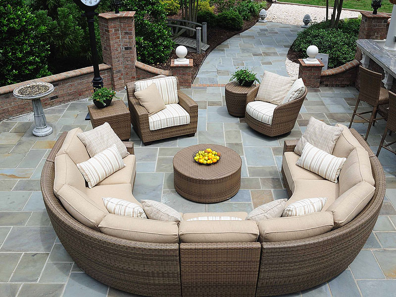 Protect Patio Furniture During Winter